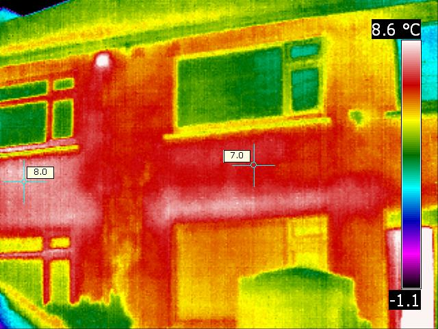 Help with heat loss cause|Thermal Imaging|Infrared Camera|Heat ...